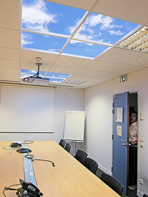 EDF Meeting Room