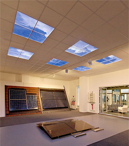 Schüco Solar Energy Showroom