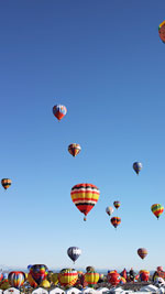Albuquerque Balloon Festival, New Mexico